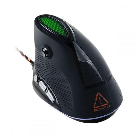 Canyon Emisat Vertical Gaming Mouse - CND-SGM14RGB
