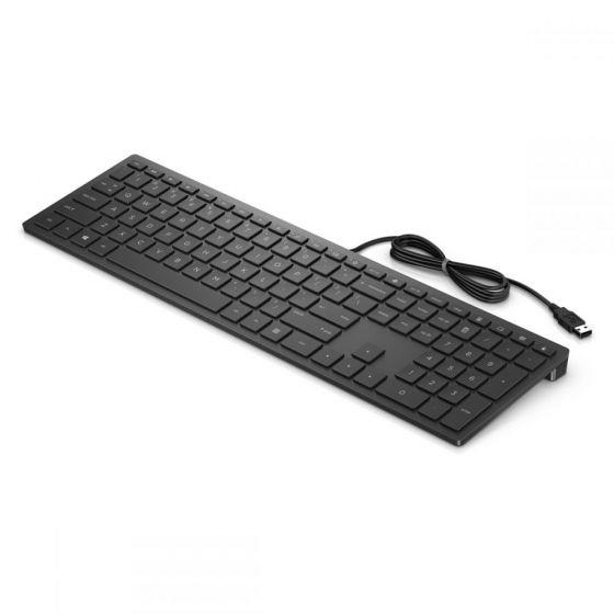 HP PAV Wired Keyboard 300 Greek
