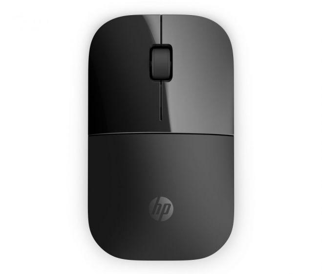Μαύρο ασύρματο ποντίκι HP Z3700