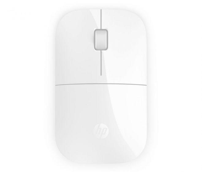 Λευκό ασύρματο ποντίκι HP Z3700