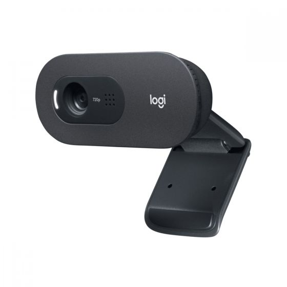 Logitech Webcam C505e black - (960-001372)
