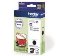 Ink Brother LC22UBK Black - 2.4Pgs