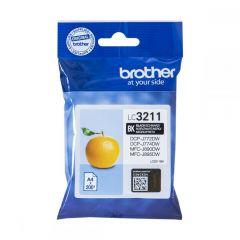 Ink Brother LC-3211BK Black SC - 0,2k
