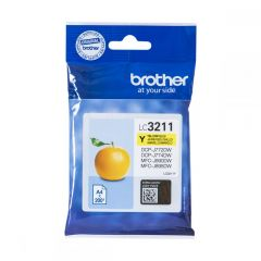 Ink Brother LC-3211Y Yellow SC - 0,2k