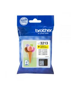 Ink Brother LC-3213Y Yellow HC - 0,4k