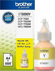 Ink Brother BT5000Y Yellow SC - 5k