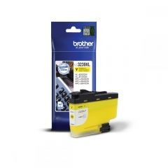 Ink Brother LC-3239XLY Yellow HC - 5k