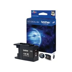 Ink Brother LC-1280XLBK High Yield Black - 2.400Pgs