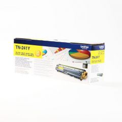 Toner Laser Brother TN-241Y Yellow - 1,4K Pgs