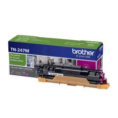 Toner Laser Brother TN-247M HC Magenta - 2.3K Pgs