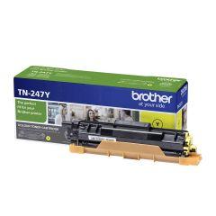 Toner Laser Brother TN-247Y HC Yellow - 2.3K Pgs