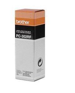 Ink Refill Fax Brother PC-302RF 470Pgs - 2 Rolls