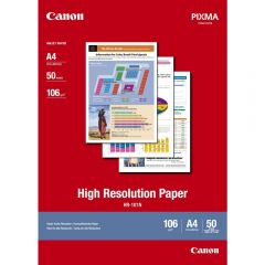 High Resolution Paper Canon HR-101N A4 50Shts 106g