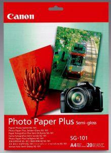 Paper Canon Semi Gloss A4 20Shts 260gr