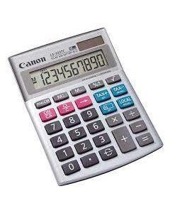 Calculator Canon Desktop Dual Power 10 Digit LS-103TC