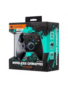 Canyon Wireless Gamepad 4in1 Nintendo Switch Android PC - CND-GPW3