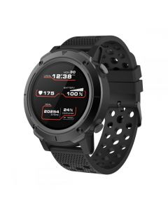 "Canyon ""Wasabi"" Smartwatch, 1.3 IPS, GPS, IP68 BLK - CNS-SW82BB"