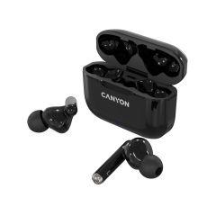 Canyon True wireless stereo headset TWS-3 Black - CNE-CBTHS3B