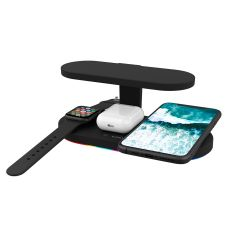 Canyon 5-in-1 wireless charging station UV - CNS-WCS501B