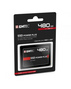 Emtec Εσωτερικός Σκληρός Δίσκος SSD 2.5 Sata X150 480GB