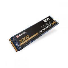 Emtec Εσωτερικός Σκληρός Δίσκος SSD M2 Nvme X300 128GB Intern