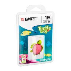 Emtec Flash USB 2.0 M335 16GB Lady Turtle - ECMMD16GM335