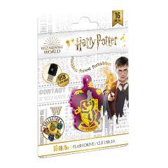 Emtec Flash USB 2.0 Collector Harry Potter Gryffindor 16GB - ECMMD16GHPC01