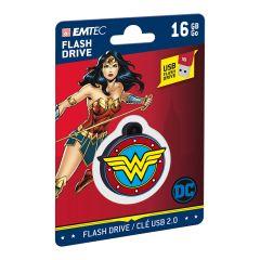 Emtec Flash USB 2.0 Collector DC WW 16GB - ECMMD16GDCC03