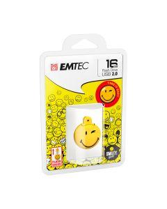 Emtec Flash USB 2.0 SW100 16GB SW Take it easy - ECMMD16GSW100