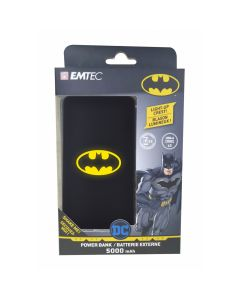 Emtec Power Bank 5000mAh Batman - ECCHA5U900DC02