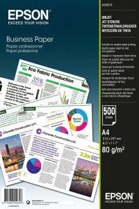 Bright White Business Paper Epson A4 500Shts 80g