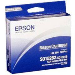 Ribbon Epson C13S015262 Black
