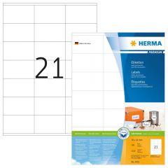 Labels Herma Copier CP 70 x 42mm - 2100T 100 Shts