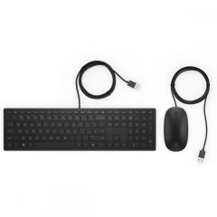 HP Pavilion Wired Keyboard and Mouse Greek 4CE97AA