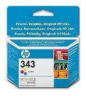 Ink HP No 343 Tri-colour 7ml
