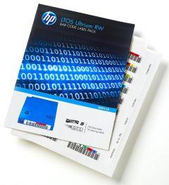 LTO-5 RW Label HP BarCode Pack