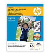Advanced Glossy Photo Paper HP (13x18cm) 25sht 250g