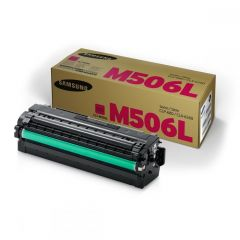 Toner Color Laser Samsung-HP CLT-M506L,ELS Magenta High Yield - 3.5k Pgs