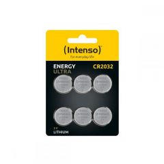 Intenso Batteries button cell Ultra Energy CR2032 6pcs 7502436