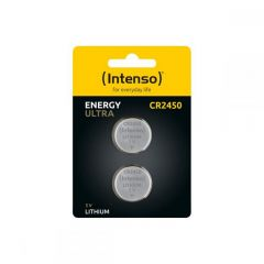 Intenso Batteries button cell Ultra Energy CR2450 2pcs 7502452