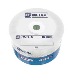 MyMedia - DVD-R 52X 50PK Wrap 4.7GB (by Verbatim) - 69200