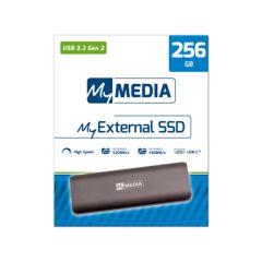 MyMedia My External SSD 256GB USB 3.2 Gen 1 (by Verbatim) - 69284