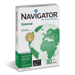 Χαρτί Navigator Universal A4 1 δεσμίδα x 500φύλλα 80gm2 (αγορά πολλαπλάσια των 5 δεσμίδων)