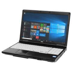 Laptop FUJITSU FSC A572 I5-3320M, 15.6, 4GB RAM, SSD-240GB , DVD, WIN10PRO