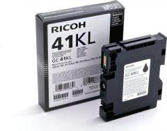 Gel Color Laser Ricoh GLGC41KL 405765 Black 600 Pgs