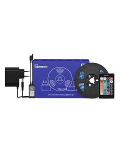 Sonoff L1 Lite-5M-EU Smart Ταινία LED RGB με Τροφοδοτικό και Τηλεχειριστήριο 5m - 6920075776379