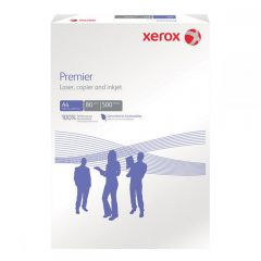 Χαρτί Xerox Premier A4 80gm2 500sheetαγορά πολλαπλάσια των 5 δεσμίδων)
